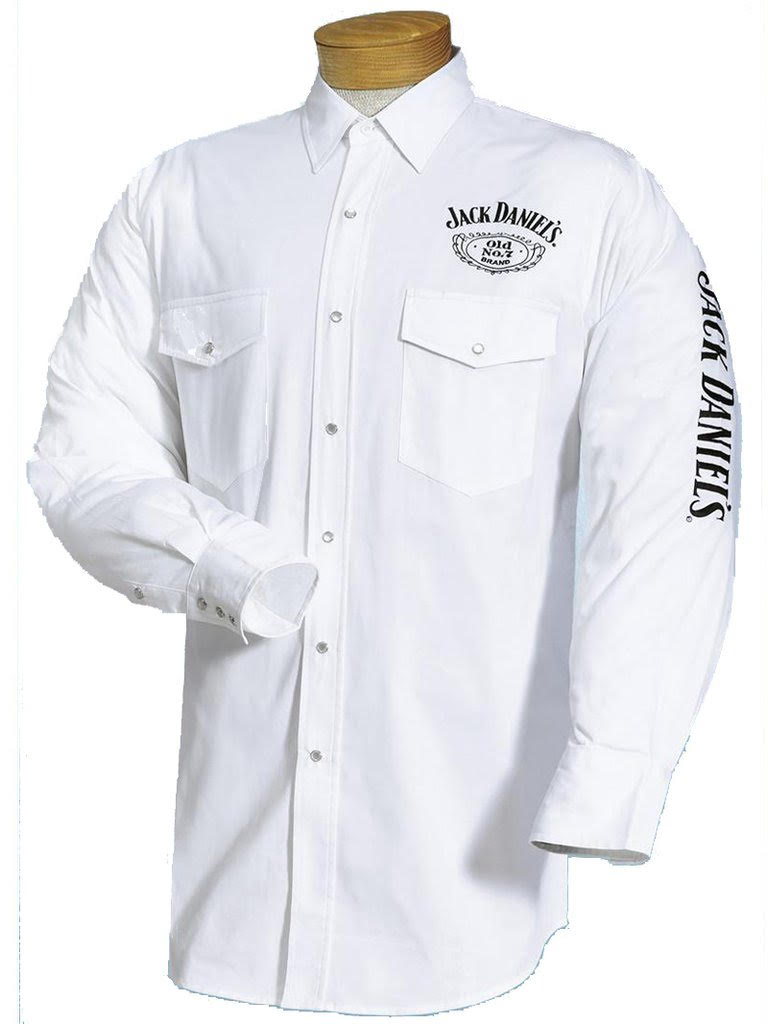 Jack Daniels Western Shirt 40